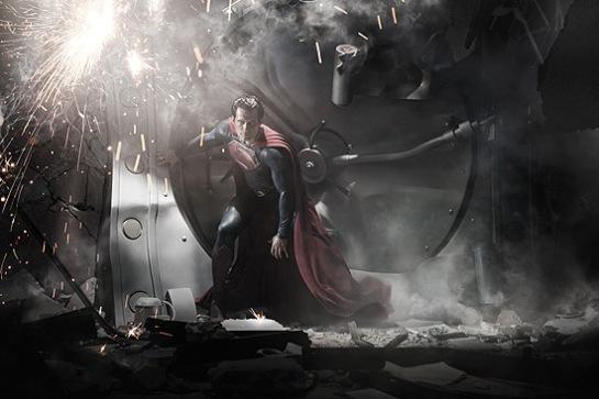 """Henry Cavill (foto) vive o Superman no filme """"O Homem de Aço"""", que estreia em julho de 2013"""